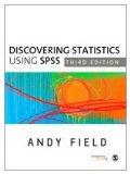 Portada de DISCOVERING STATISTICS USING SPSS (INTRODUCING STATISTICAL METHODS SERIES)