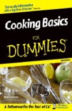 Portada de COOKING BASICS FOR DUMMIES