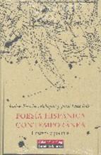Portada de POESIA HISPANICA CONTEMPORANEA: ENSAYOS Y POEMAS