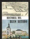 Portada de HISTORIA DEL BUEN RETIRO