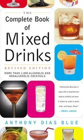 Portada de THE COMPLETE BOOK OF MIXED DRINKS