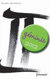 Portada de GEMINIS 2012 - EBOOK