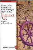 Portada de INTERNET '98. MANUALE PER L'USO DELLA RETE (I ROBINSON)