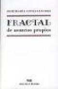 Portada de FRACTAL DE ASUNTOS PROPIOS