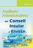 Portada de AUXILIARES ADMINISTRATIVOS DEL CONSELL INSULAR D EIVISSA. TEMARIO