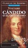 Portada de CANDIDO O EL OPTIMISMO: 1 (CLASICOS DE SIEMPRE / ALWAYS CLASSICS)