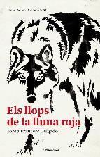 Portada de ELS LLOPS DE LA LLUNA ROJA (EBOOK)