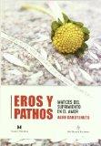Portada de EROS Y PATHOS: MATICES DEL SUFRIMIENTO EN EL AMOR