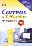 Portada de PERSONAL LABORAL DE CORREOS Y TELEGRAFOS. TEST