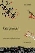 Portada de RAIZ DE ROCIO.  EDICION BILINGÜE