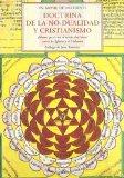 Portada de DOCTRINA DE LA NO-DUALIDAD Y CRISTIANISMO