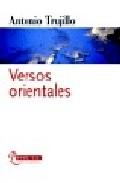 Portada de VERSOS ORIENTALES