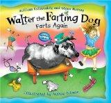 Portada de WALTER THE FARTING DOG FARTS AGAIN