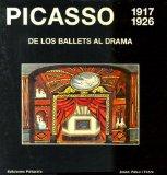 Portada de PICASSO 1917-1926: DE LOS BALLETS AL DRAMA