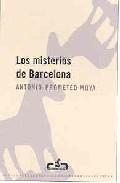 Portada de LOS MISTERIOS DE BARCELONA