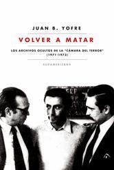 Portada de VOLVER A MATAR - EBOOK