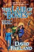 Portada de THE LAIR OF BONES