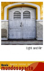 Portada de LIGHT AND AIR