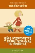 Portada de NIÑOS DESOBEDIENTES Y OTROS PROBLEMAS DE CONDUCTA