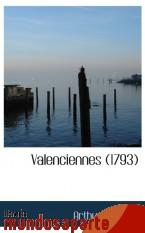 Portada de VALENCIENNES (1793)