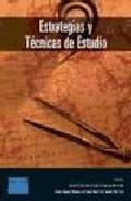 Portada de ESTRATEGIAS Y TECNICAS DE ESTUDIO