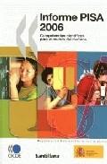 Portada de COMPETENCIAS CIENTIFICAS PARA UN MUNDO DEL MAÑANA: INFORME PISA 2006  PROGRAMA PARA LA EVALUACION INTERNACIONAL