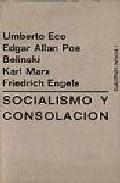 Portada de SOCIALISMO Y CONSOLACION: REFLEXIONES... MISTERIOS DE PARIS