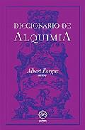 Portada de DICCIONARIO DE ALQUIMIA