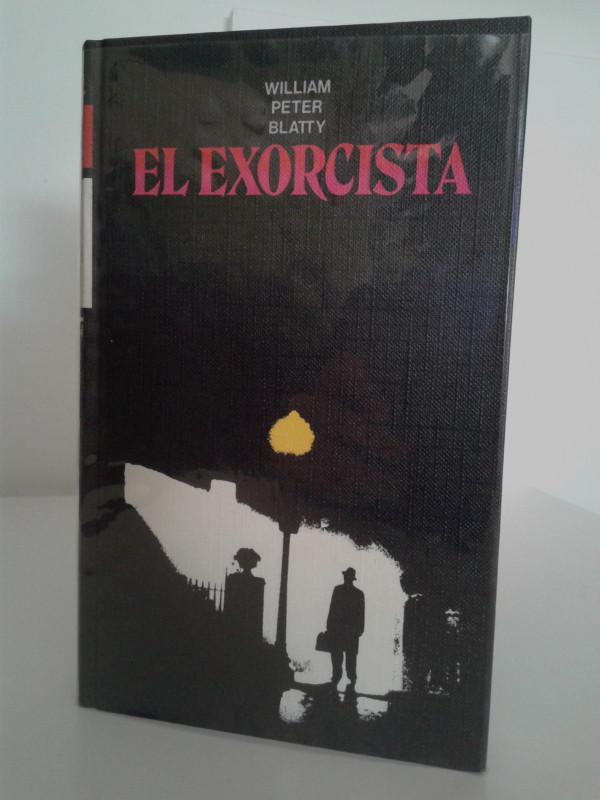 Portada de EL EXORCISTA