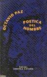 Portada de OCTAVIO PAZ : POETICA DEL HOMBRE