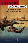 Portada de SILENCIO: LA AVENTURA DE LOS JESUITAS EN EL JAPON DEL SIGLO XVII
