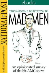 Portada de THE NATIONAL POST GUIDE TO MAD MEN