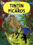 Portada de TINTIN Y LOS PICAROS