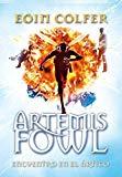 Portada de ARTEMIS FOWL II. ENCUENTRO EN EL ARTICO