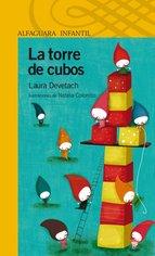 Portada de LA TORRE DE CUBOS (EBOOK)