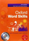 Portada de OXFORD WORD SKILLS INTERMEDIATE STUDENT S BOOK WITH CD-ROM