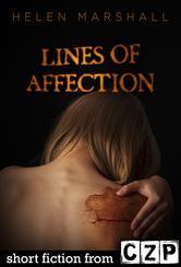 Portada de LINES OF AFFECTION