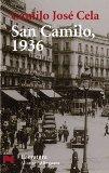 Portada de SAN CAMILO, 1936: VISPERAS, FESTIVIDAD Y OCTAVA DE SAN CAMILO DELAÑO 1936 EN MADRID
