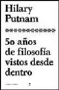 Portada de 50 AÑOS DE FILOSOFIA VISTOS DESDE DENTRO