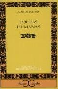 Portada de POESIAS HUMANAS
