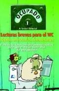 Portada de OCUPADO 1: LECTURAS BREVES PARA EL WC