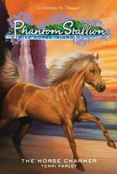 Portada de PHANTOM STALLION: WILD HORSE ISLAND #1: THE HORSE CHARMER
