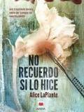 Portada de NO RECUERDO SI LO HICE    (EBOOK)