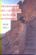 Portada de DICCIONARIO DEL CATARISMO Y LAS HEREJIAS MERIDIONALES