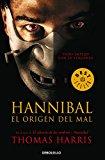 Portada de HANNIBAL: EL ORIGEN DEL MAL