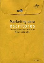 Portada de MARKETING PARA ESCRITORES (EBOOK)