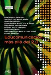 Portada de EDUCOMUNICACIÓN: MAS ALLÁ DEL 2.0 - EBOOK