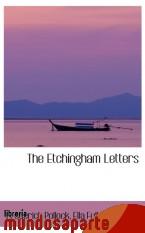 Portada de THE ETCHINGHAM LETTERS