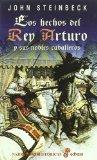 Portada de LOS HECHOS DEL REY ARTURO Y SUS NOBLES CABALLEROS