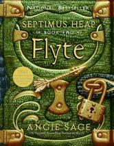 Portada de SEPTIMUS HEAP, BOOK TWO: FLYTE